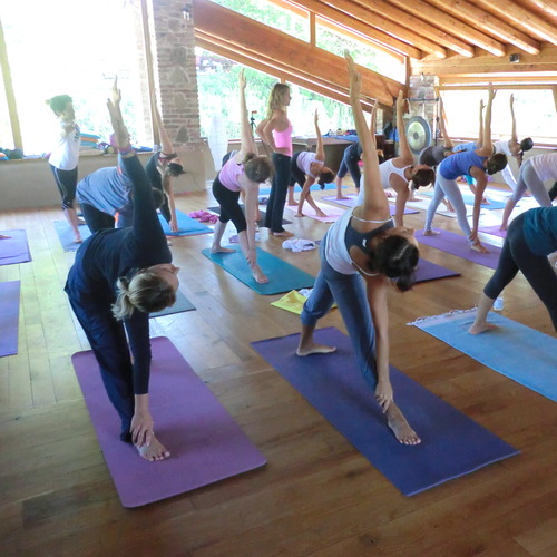 Ritiro Teacher Training 2012